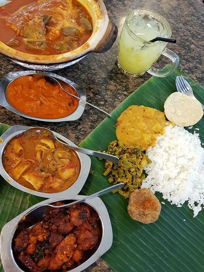 Muthu's Curry Indian Food Foodphotography Sgfoodphotography Singapore