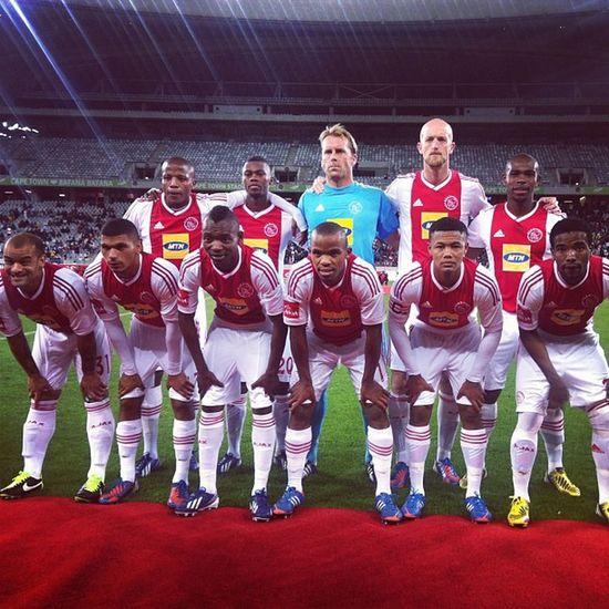 The look like they wanna win @ajaxctfans @ssfootball Psl Absapremiership Soccer Football ajaxct