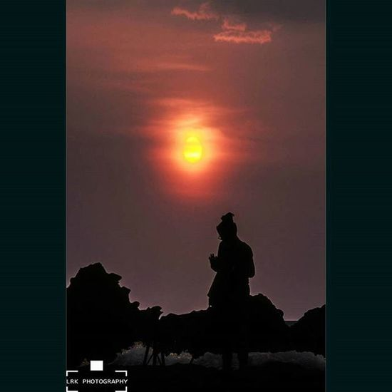 Hunting Lrk Shiluette Beach Woman Nikon D5100 @nikonindonesia