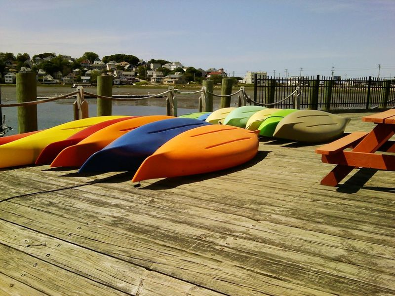 kayaks Kayaks Kayak Kayaking KayakLife Boats Boats⛵️ Boats Boats Boats Pier Massachusetts Hull, Massachusetts Southeastern Massachusetts Massachusetts South Shore New England  Beautifully Organized
