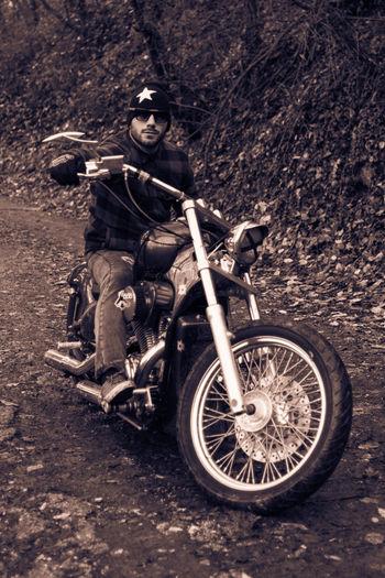 #JustMe Custom Bikes Mountain Nature Outdoors Star Travel Vintage