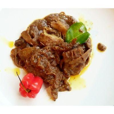 Rendang Rebung & Daging Sapi. Akucintamasakanindonesia Tribalproject