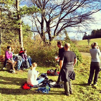 1 von 6 Medletikherbstwanderung Jena Medletik Medletiklaufteam