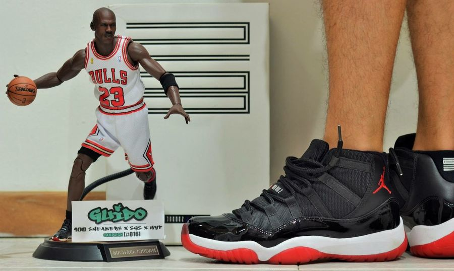 Bred Street Fashion Sneakerhead  Jordans