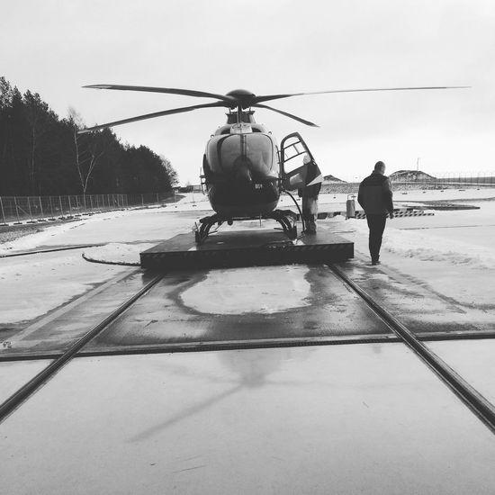 Hems LPR ready to start EMS Gdansk