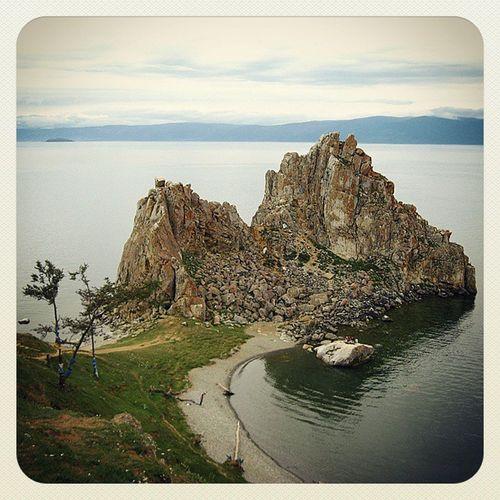 бурхан Байкал ольхон CanonA550 остров Island Olhon Baikal Russia Siberia