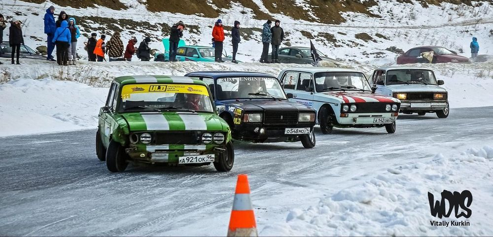 Winterdrift Drift Drive Train Vaz Wdls Taz Ekaterinburg Winter Snow ❄