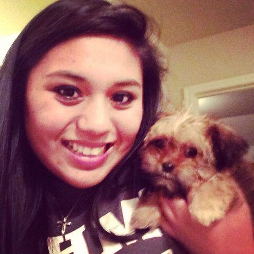 Bella! She's so cute!
