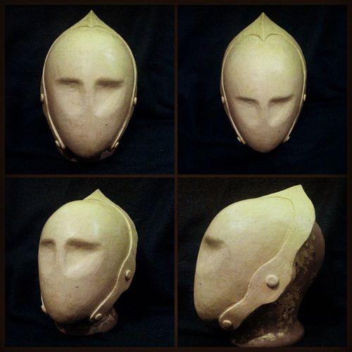 "Шлем алхимика из фильма ""Vidocq"". Пластилиновая мастер-модель. Alchemic's helmet from ""Vidocq"". Clay master-model. Vidocq Helmet Mask Craft clay"