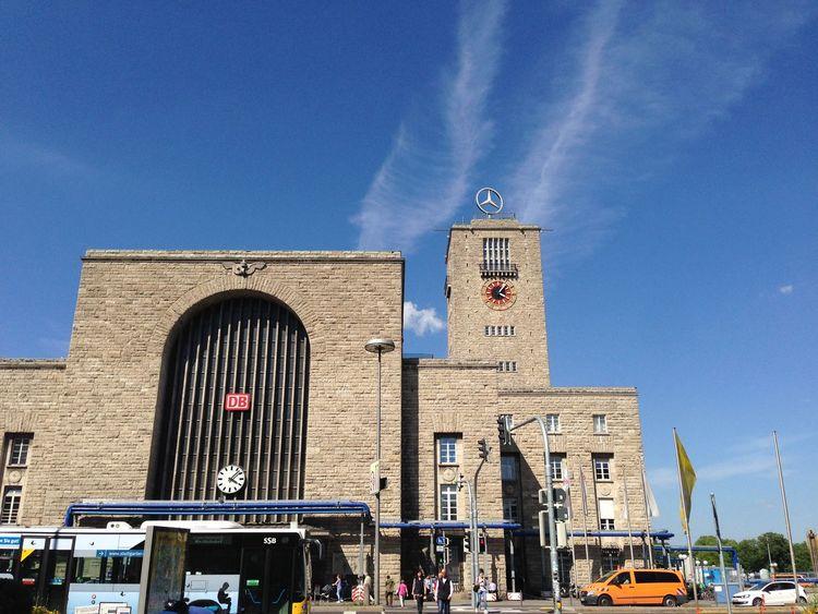 Großartig, dieser Bahnstreik !! Stuttgart Bahnhof Hauptbahnhof The Purist (no Edit, No Filter) IPhoneography Ja, Ich Verschenke Gern Lebenszeit Tadaa Community Mainstation Whatever