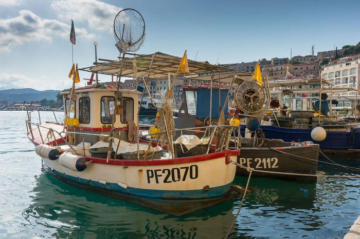 Boats 2016 Day Italy Nautical Vessel Outdoors Peter_lendvai Photography Phototrip Portoferraio Sea Toscana Travel Travel Water