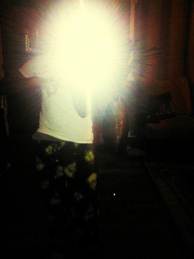 Finna Hit Da Sheets.. My PJ's Swagg Thoo Lol Goodnight