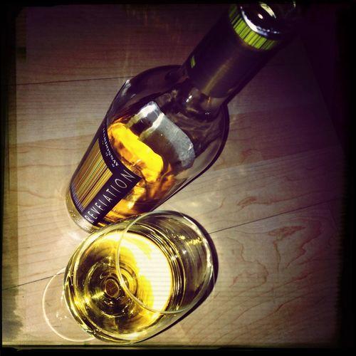 Open Up  Taking Photos Chardonnay