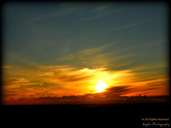 AnjelizPhotography SanDiegoSunset Sunset_collection Sunlight Sunrise_sunsets_aroundworld Sunset And Clouds  Sunset Sea Horizon Dramatic Sky Sky Cloud - Sky Landscape Atmospheric Mood