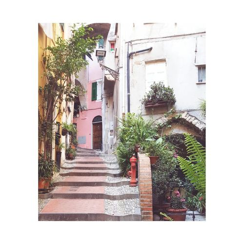 Architecture House Outdoors Italy Italia Holiday Visiting