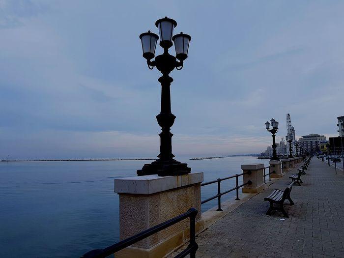 Bari lungo mare