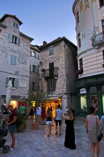 Old town of