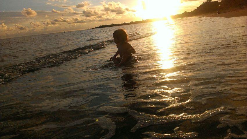 Sunset_collection EyeEm Best Shots - Sunsets + Sunrise AMPt_community Kids
