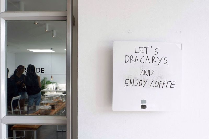 Hand writing quote on white board beside cafe window, from the window you can see interior design and people Modern Minimalism Close-up Architecture No People Day Built Structure Communication Indoors  Text Hand Writing Interior Interior Design Blackandwhite Window Quotes Cafe Cafeteria White Lifestyles