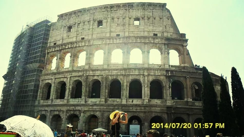 !!!♥ Colisseum Traveling Nice Day Amazing