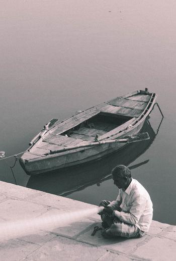 Many fishermen