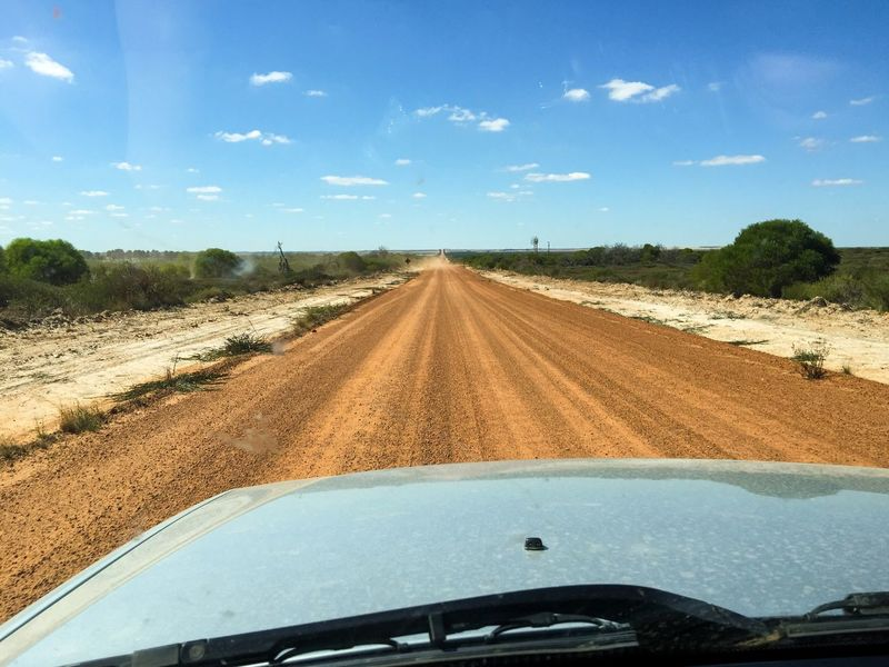 Road Trip to Kalbarri Path In Nature Road Trip Kalbarri Diminishing Perspective Travel Photography Western Australia Landscape Australia Wide Open Spaces Road Red Sand Off-Road 4-wheel Drive Nature Land Plants Adventure Travel Travelling Vehicle View From The Window... Driving Tourism