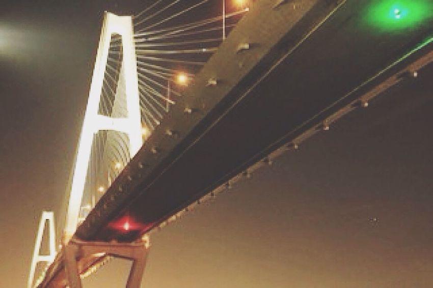名港トリトン 名古屋 名古屋港 Bridge