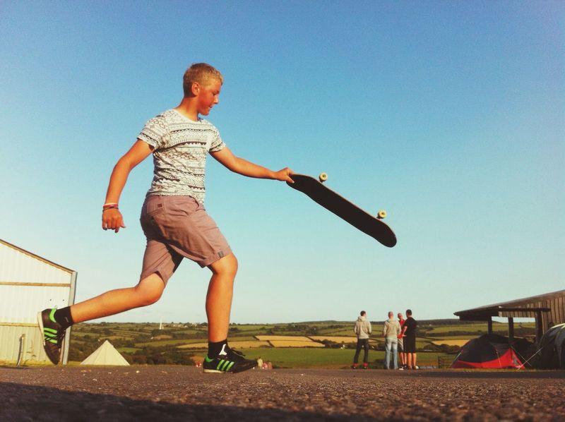 Skate Boarding  Skate