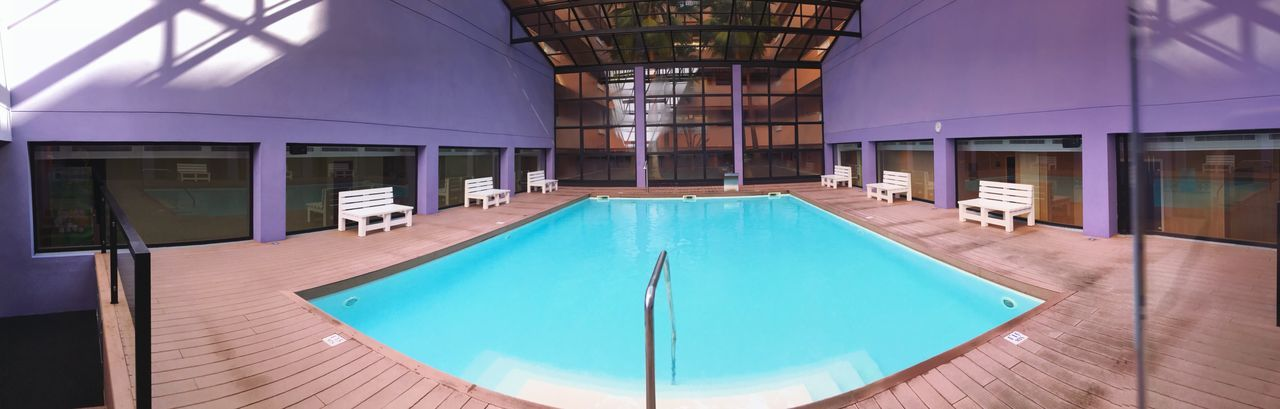 EyeEm Selects Indoors  Architecture Built Structure Sport Swimming Pool No People