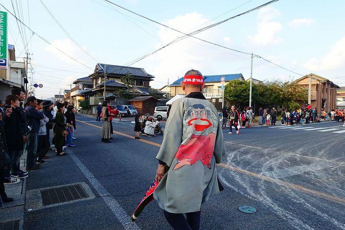 Matsuri 祭り(festival) In Japan 祭男 Karatsukunchi Saga,Japan Japanese Culture 唐津くんち People