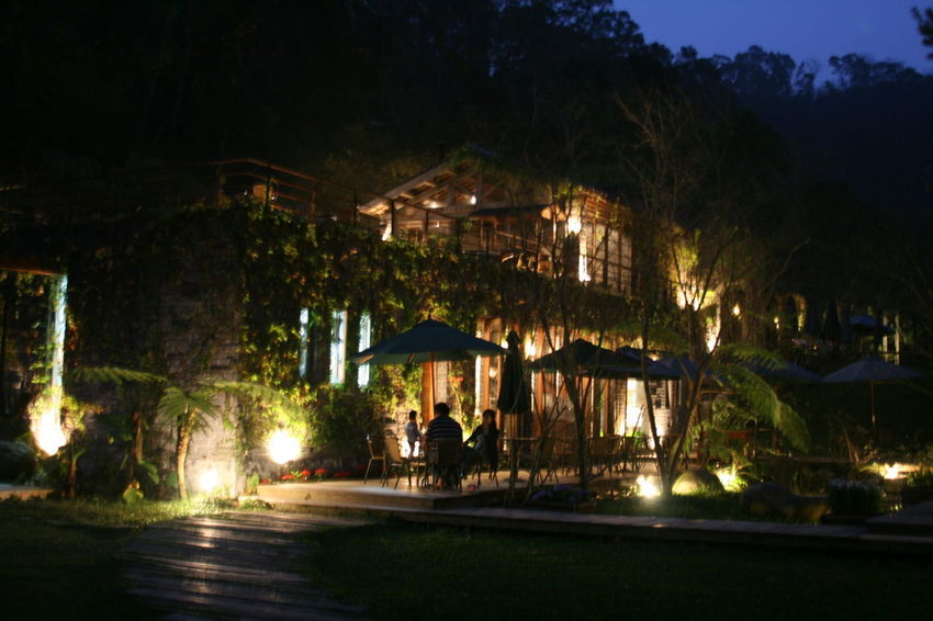 Building Exterior Built Structure Night Outdoors