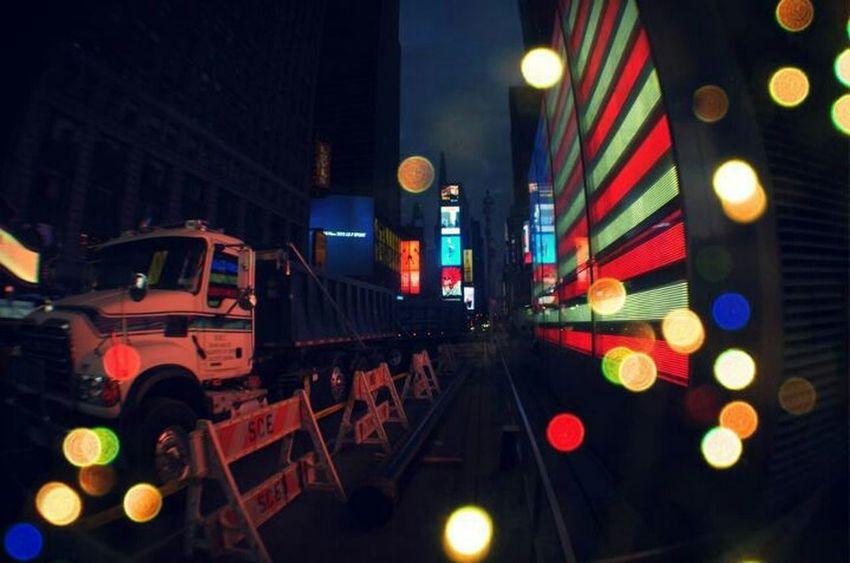 Streetphotography Night Lights