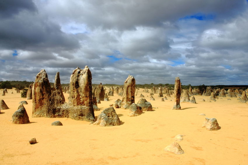 Cervantes Pinnacles Desert Travel Photography Western Australia Landscape Nambung National Park Rock Formation Travel Destinations