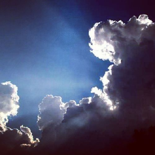 Clouds Sun Instafavourite