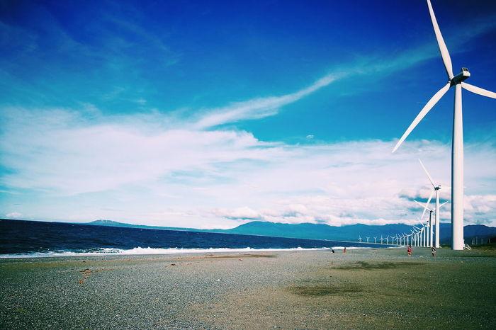 Cloud - Sky Outdoors Windmill Scenics