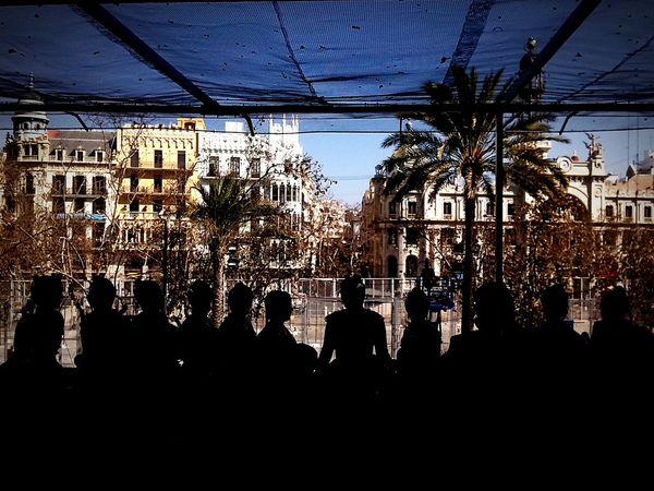 Fallas2015 Fallas Fallera Mascleta Valencia, Spain Taking Photos El Caloret De Les Falles SPAIN Valenciagram Plaza Ayuntamiento