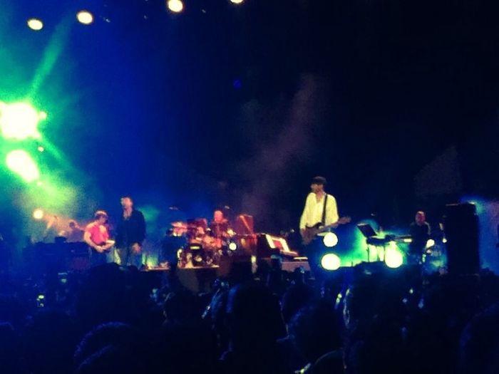 BLUR Live In Concert 2013
