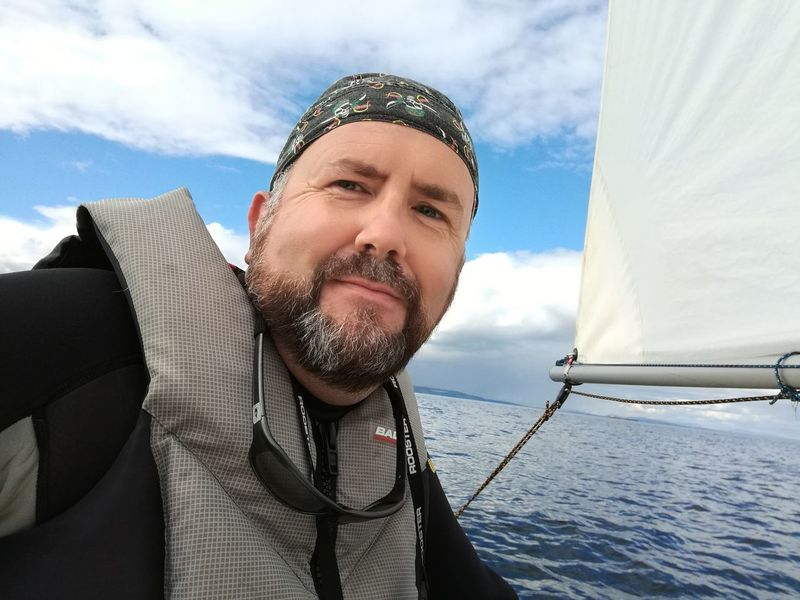 EyeEm Selects Sailing Laser Be. Ready.