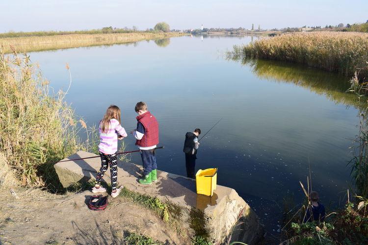 Fishing Water