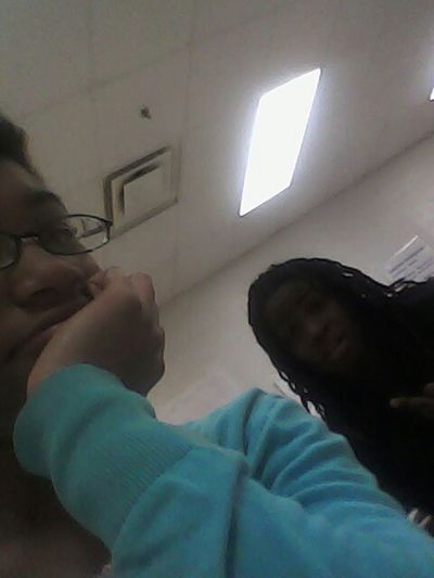 Me And Kaylon Again