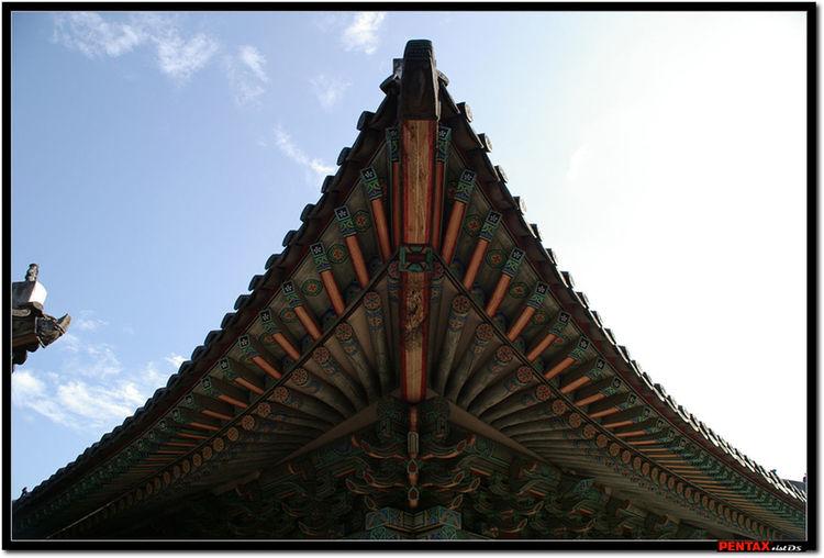 창경궁 어느 겨울 Changgyeonggung Old&new Palace IstDs
