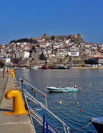 The EyeEm Facebook Cover Challenge @ Kavala In Greece