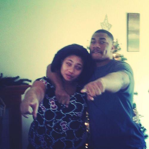 me and my bro <3