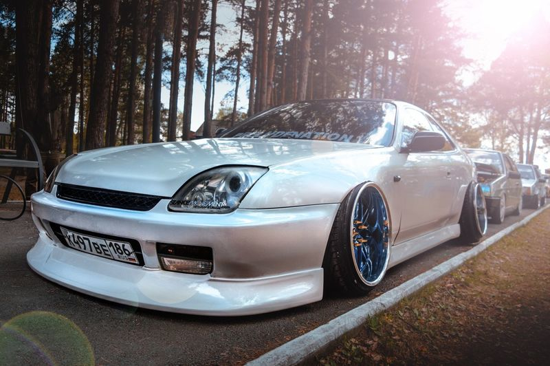 Honda Prelude Honda Prelude Stance Stancenation Jdm Automotive Car Cars Plankwill