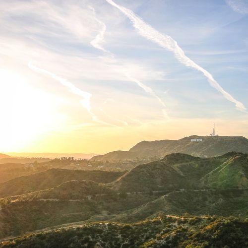 That LA sunset 👌