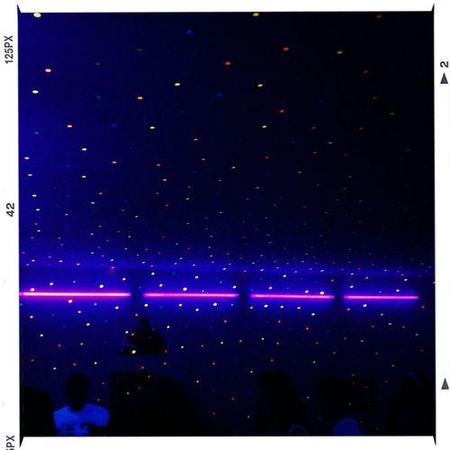 Neon | Nigth  Color Selfie Portrait Neon Color