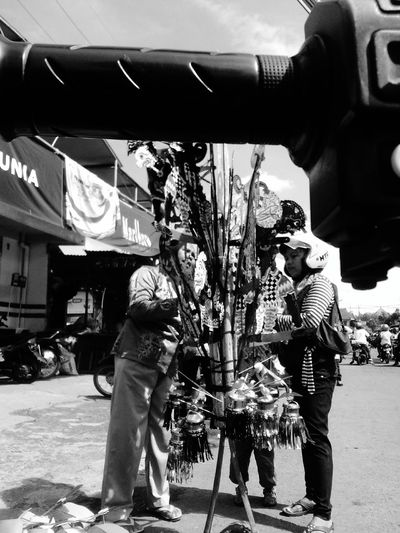 Colors Of Carnival Wayang Streetphoto_bw