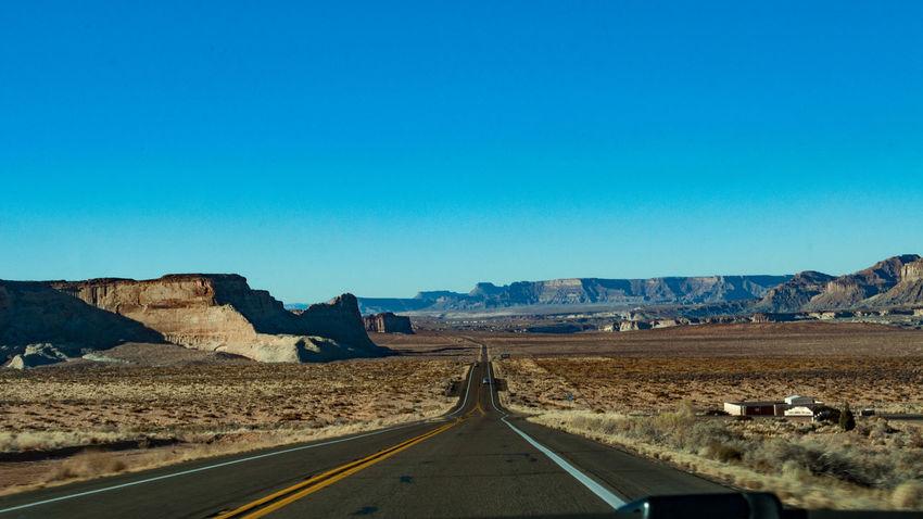 The Drive Roadtrip Roadside America Roadsidephotography Trip Photos Endless Road