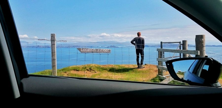 Location finder Only Men One Man Only Travel Looking Through Window Sky Car Day Window One Person Vehicle Interior Beatiful RELAXTIME❤️ Clouds And Sky Nature_perfection Scottish Highlands Scotland Scotland Travel Scotland In Summertime View Viewpoint Trip Relaxing Moments Uk Scozia Transportation