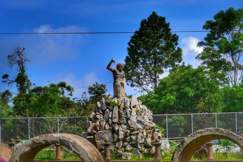 Statue Gods ElSalvador  Elsalvadorimpresionante